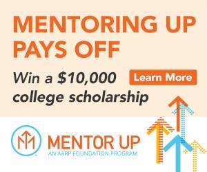 AARP Mentor Up Scholarship Contest