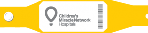 Free Miracle Bracelet From Children's Miracle Network Hospitals