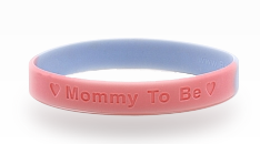 Free Mommy To Be Pregnancy Wristband From BabiesOnline