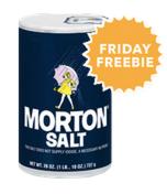 Free 26 oz. Morton Salt