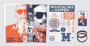 Free Made In Movember Promo Pack