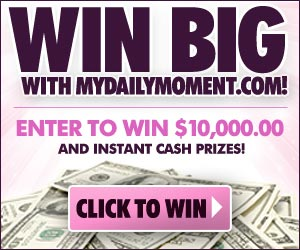 MyDailyMoment $10,000 Giveaway