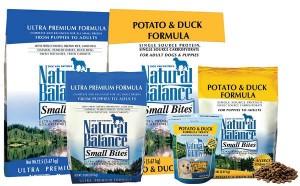 Free sample Of Natural Balance Dog Or Cat Food