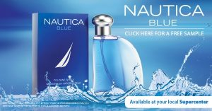 Free Sample of Nautica Blue Cologne