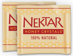 Free Sample Of Nektar Honey Crystals