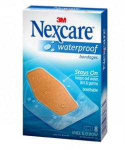 Free Sample Of Nexcare Bandages