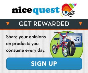 Earn Rewards With The NiceQuest Community Panel