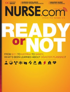 Free Subscription To Nurse.com, The Magazine
