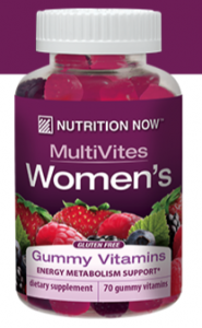 Possible Free Nutrition Now Women's Gummy Vitamins