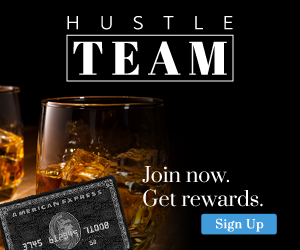 Oliver Hustle - Win American Express Gift Cards - Males Only