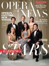 Free One Year Subscription To Opera News Magazine