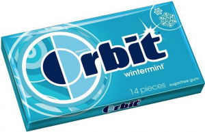 Free Pack Of Orbit Gum At 7-Eleven