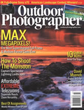 Free One Year Subscription To Outdoor Photographer Magazine