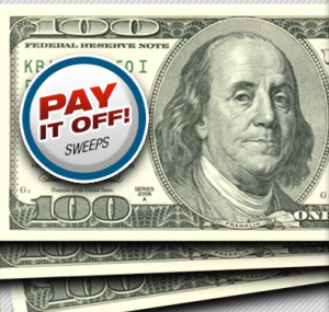 Win $500 A Week For Life In The Pay It Off Sweepstakes