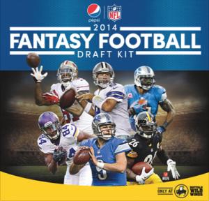 "Pepsi ""Fantasy Football"" Promotion At Buffalo Wild Wings"