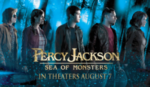 Langers Percy Jackson: Sea of Monsters Sweepstakes
