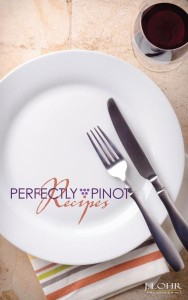 Free Perfectly Pinot Recipe Booklet