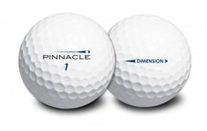 2 Free Pinnacle Golf Balls