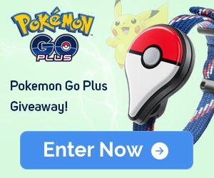 Pokémon GO Plus Giveaway