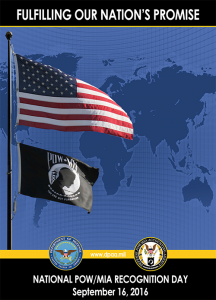 Free 2016 National POW/MIA Recognition Day Poster