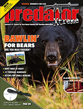 Free One Year Subscription To Predator Xtreme Magazine
