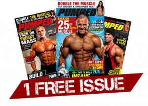 Free Issue Of PUMPED Magazine