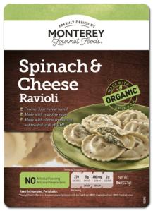 Social Nature - Free Italian Ravioli By Monterey Gourmet Foods