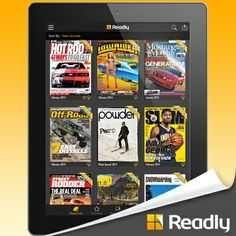 Readly - Free Unlimited Magazines For 2 Weeks