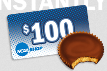 Reese's/NCAA March Madness: Let's Go Reese's Promotion