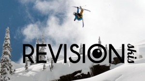 Free Revision Skis Stickers