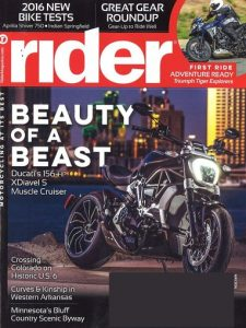 Free One Year Subscription To Rider Magazine