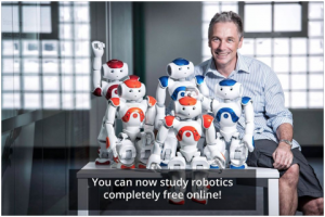 Free Introduction To Robotics Online Class