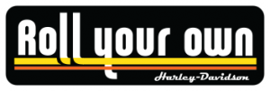"Free Harley Davidson ""Roll Your Own"" Sticker"