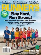 Free One Year Subscription To Runner's World Magazine