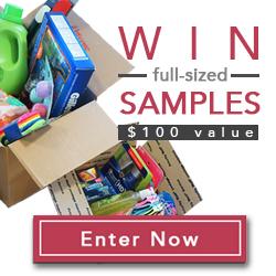 $100 Sample Box Giveaway