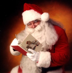 Free Response Letter From Santa Claus