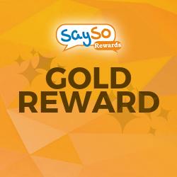SaySo Rewards Gold Surveys | JustFreeStuff