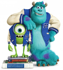 Kellogg's Monsters University Scare Scholar Instant Win Game