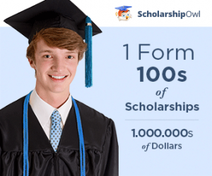 ScholarshipOwl - Register For Hundreds Of Scholarships With A Single Application
