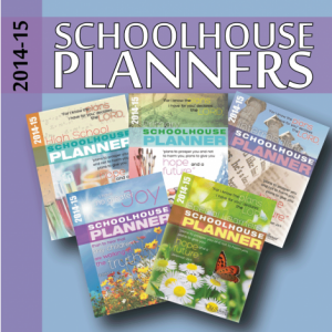 Free Digital 2014-15 Schoolhouse Planners