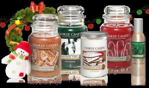 Free Yankee Candle Samples From SamplesandSavings