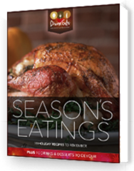 Free Seasons Eatings Holiday Cookbook From Divine Eats