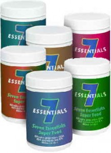 Free Sample Of Seven Essentials Antioxidant Supplements