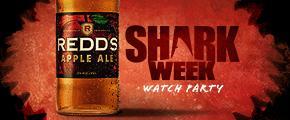 Redd's Apple Ale Shark Week Watch Party