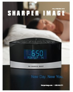 Free SharperImage.com Catalog