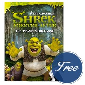 Free Shrek 4 Forever After Storybook App