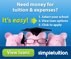 Need A Student Loan? Check Out Simple Tuition