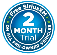 Free 2 Months Of Sirius XM On All Pre Owned Vehicles
