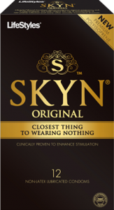 Free Sample Of SKYN Condoms