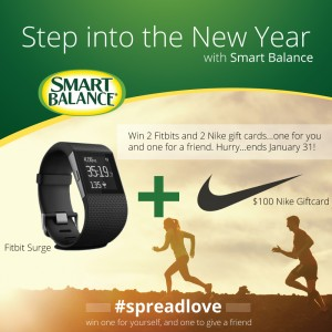 The Smart Balance Promotion